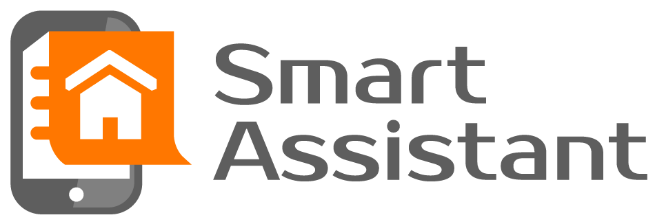 smart assistant logo