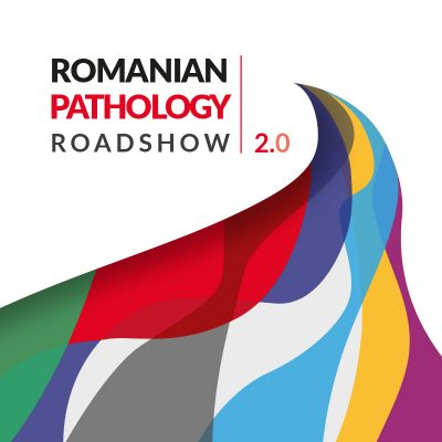Romanian Pathology Roadshow logo